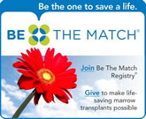 Be the Match - Join the Bone Marrow Registry